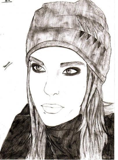Bill Kaulitz por Carpe-diem